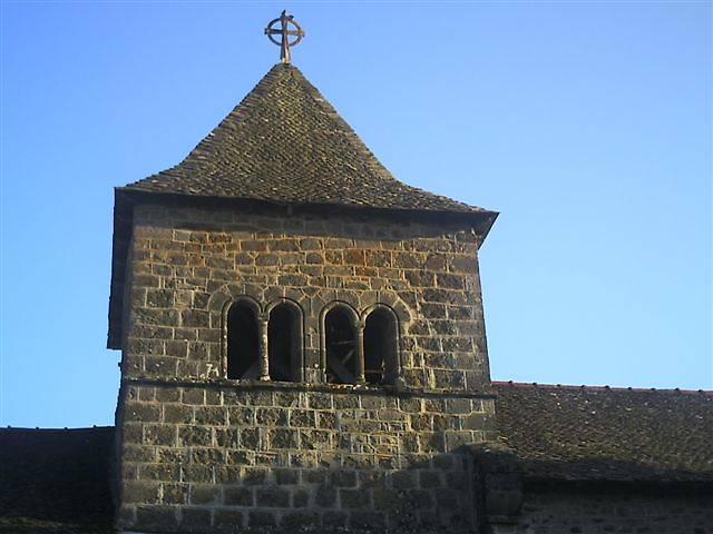 Saint-Illide (15) Eglise Saint-Illide - Sauvegarde de l'Art Français