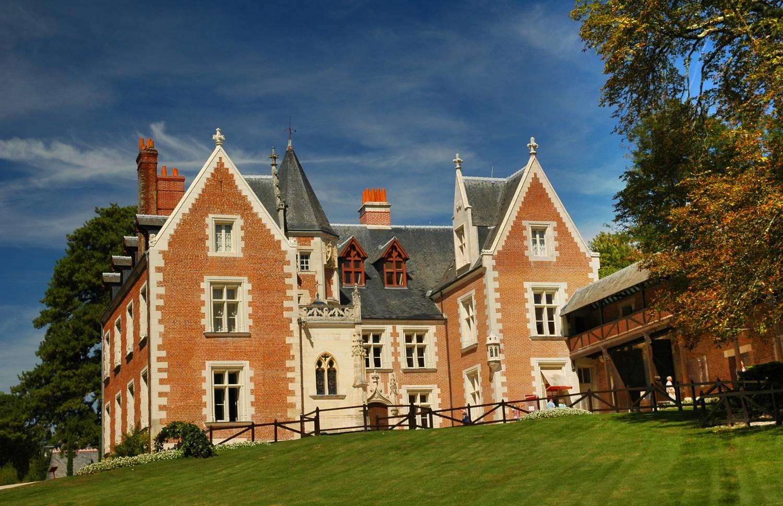 Chateau Clos-Lucé - Actu du Patrimoine 5