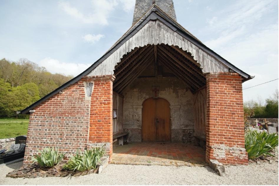 Courtonne-les-deux-Eglises (14) - Eglise Saint-Pau