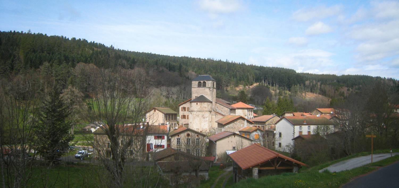 Saint-Vert (53) Eglise Saint-Jean-Baptiste