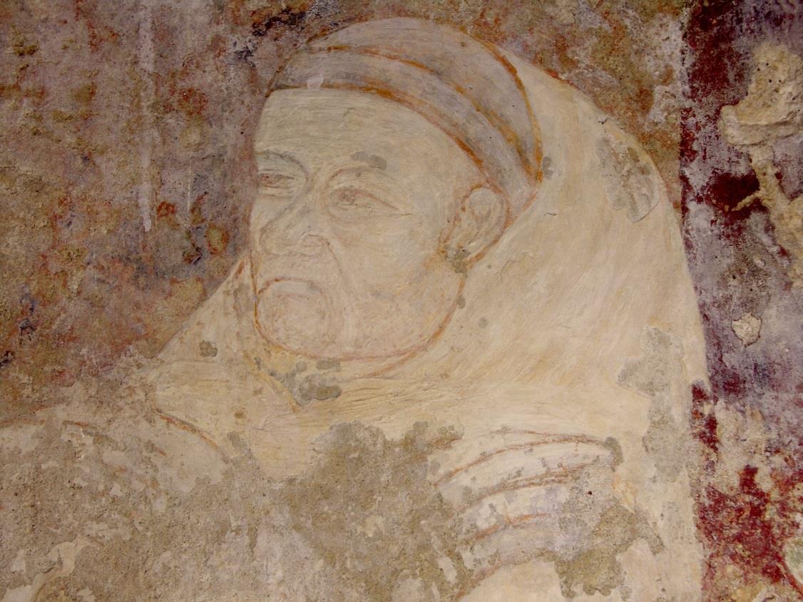 Ménerbes (84) Ancienne Abbaye Saint-Hilaire - Sauvegarde de l'Art Français