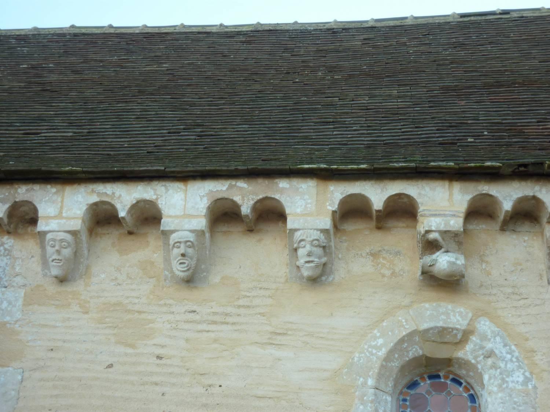 Chicheboville (14) Chapelle Notre-Dame de Béneauville - Sauvegarde de l'Art Français