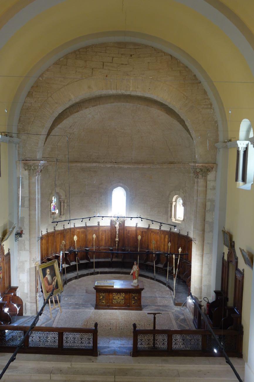 Mèze (34) Chapelle des Pénitents Blancs - Sauvegarde de l'Art Français