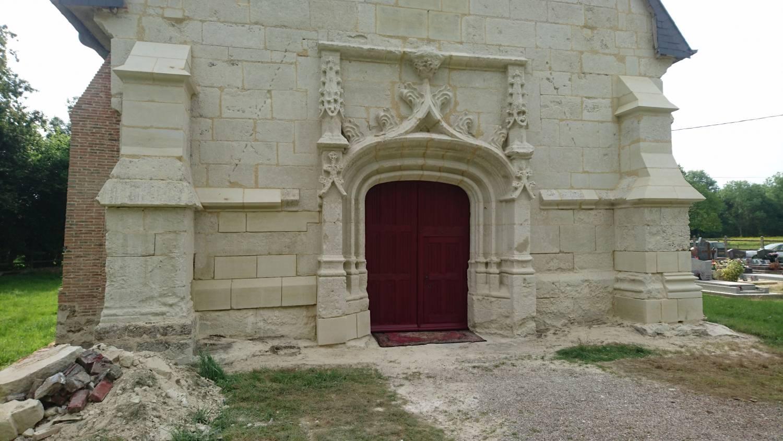 Cordebugle (14) Eglise Saint-Pierre-et-Saint-Paul - Sauvegarde de l'Art Français