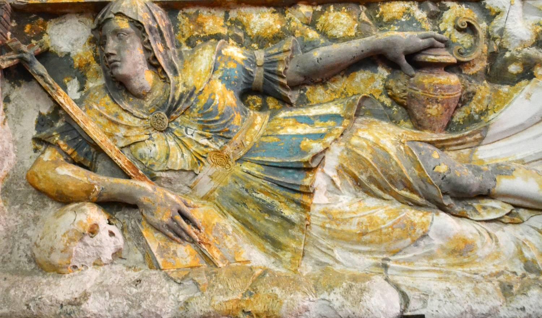 La Madeleine dans le Désert - Eglise Saint-Maurice - Sens (89) - Sauvegarde de l'Art Français