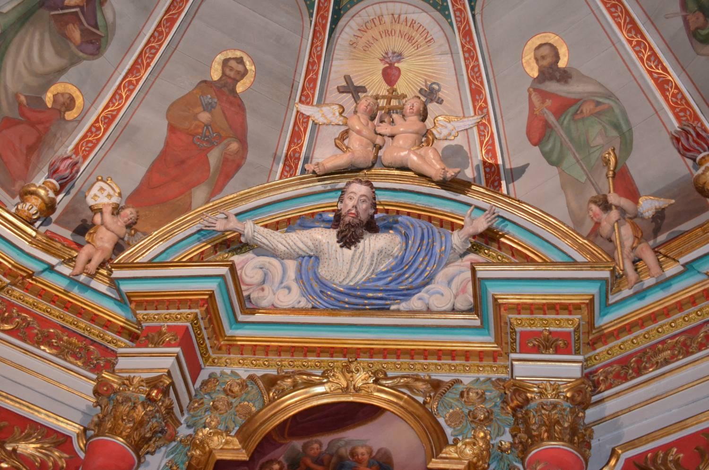 Ahetze (64) - église Saint-Martin - La Sauvegarde de l'Art Français
