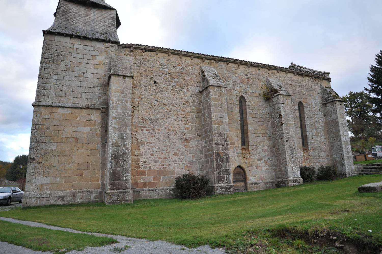 Vidaillat (23) Eglise Saint-Pierre-ès-Liens - Sauvegarde de l'Art Français