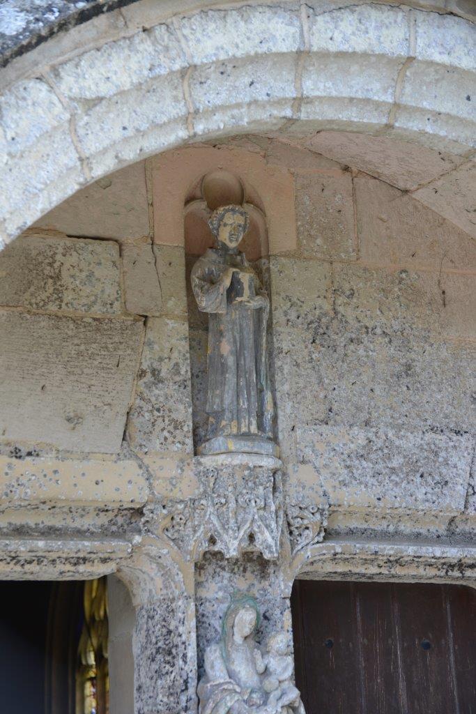 Saint-Pierre-Azif (14) Eglise Saint-Pierre - Sauvegarde de l'Art Français