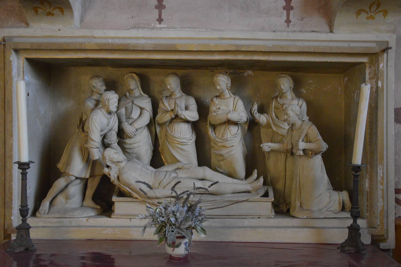 La Mise au tombeau, Bernay-Neuvy-en-Champagne