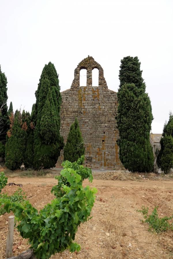 Boutenac-Gasparets (11) Eglise Saint-Martin de Gasparets - Sauvegarde de l'Art Français