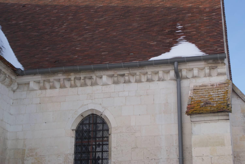 Vallant-Saint-Georges (10) - église Saint-Julien - détails