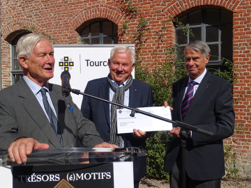 Tourcoing (59) - ND des Anges - Inauguration