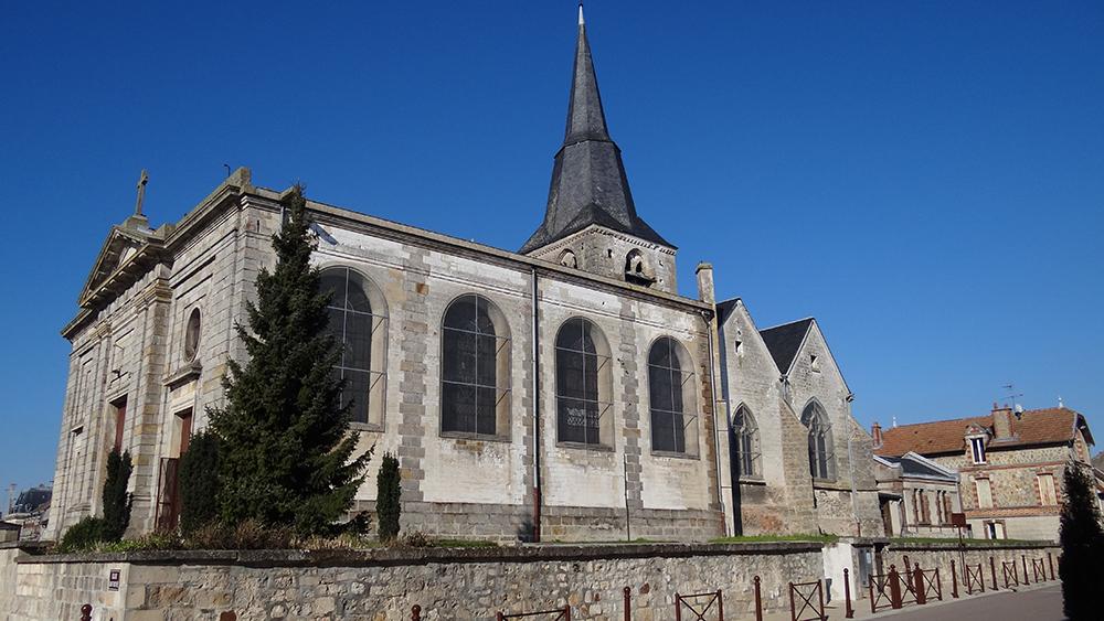 Fère-Champenoise (51) - église Saint-Timothée