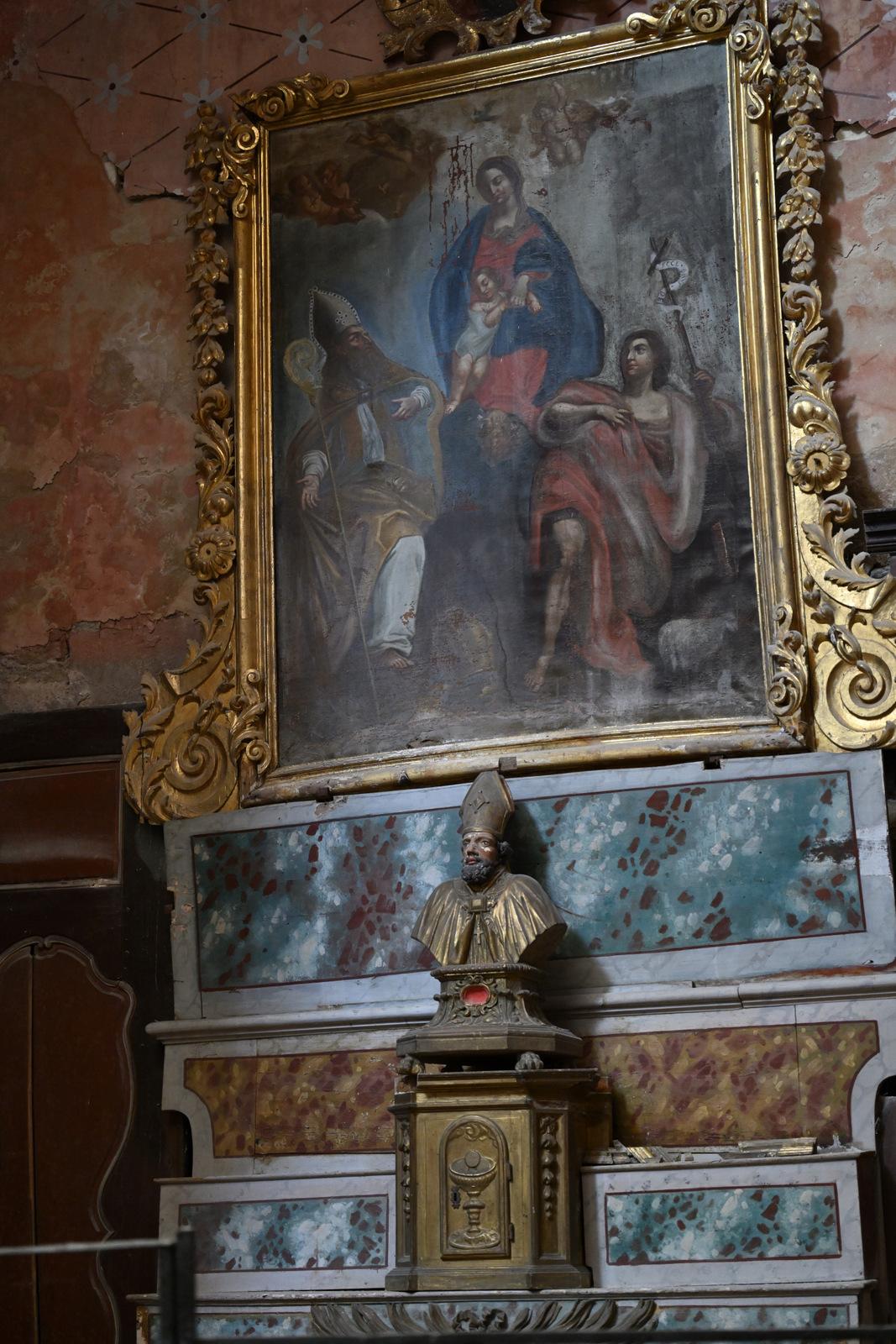 Gordes (84) Eglise Saint-Firmin - Sauvegarde de l'Art français