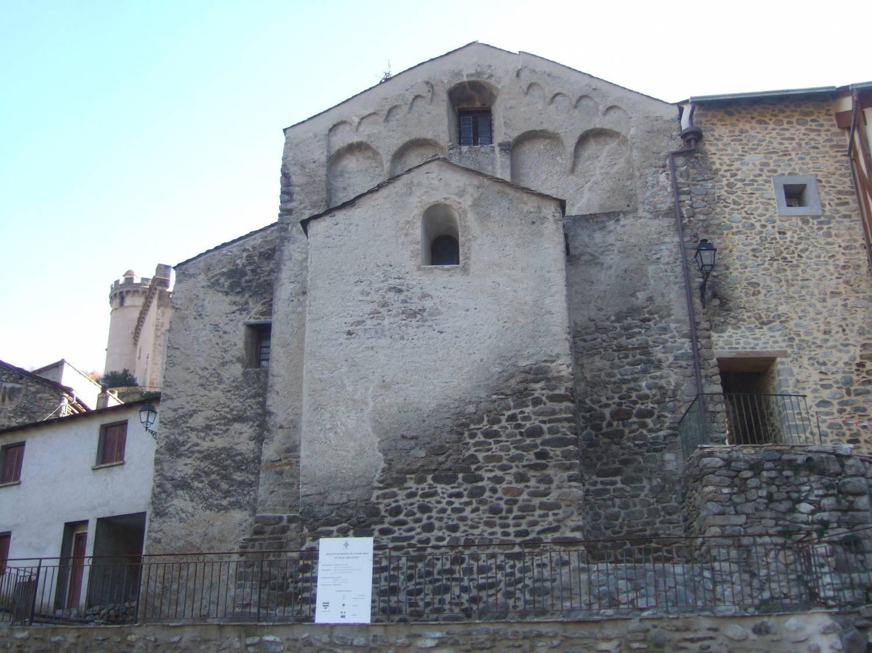 Nyer (66) Eglise Saint-Jacques