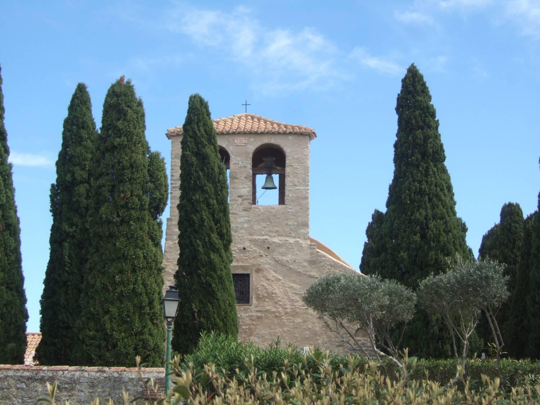 Saint-Jean-Pla-de-Corts (66) - église St-JB