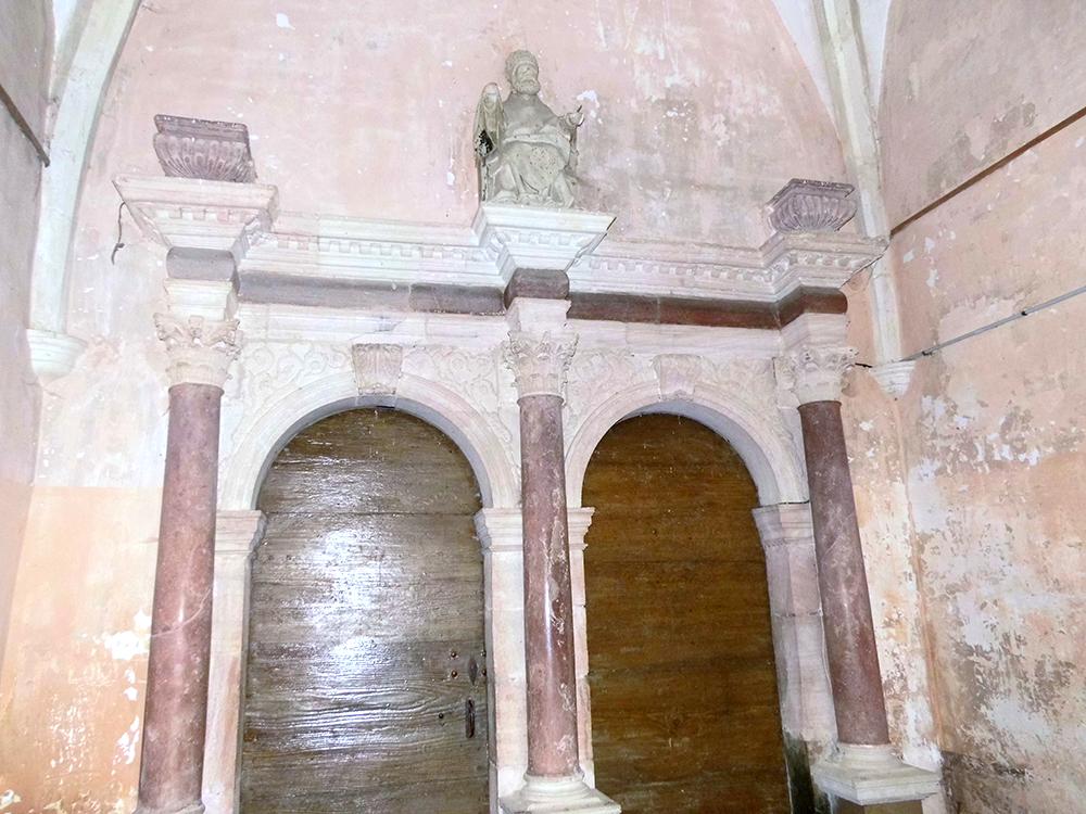 Menotey - église Saint-Pierre
