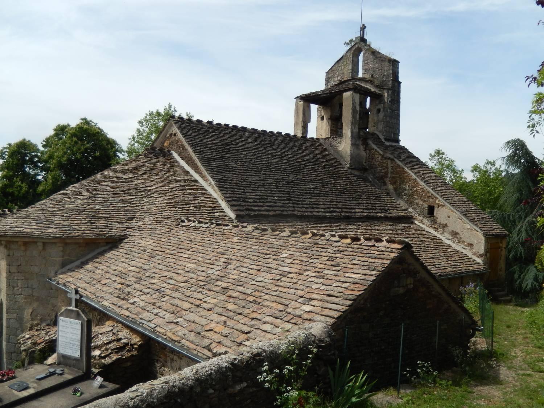 Beaumont (07) Eglise ND de Chabrillé - La Sauvegarde de l'Art Français