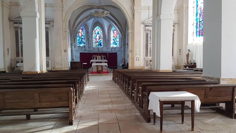 Chalaines (55) - église Notre-Dame de la Nativité