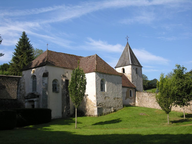 Chastellux-sur-Cure (89) - Eglise Saint-Germain