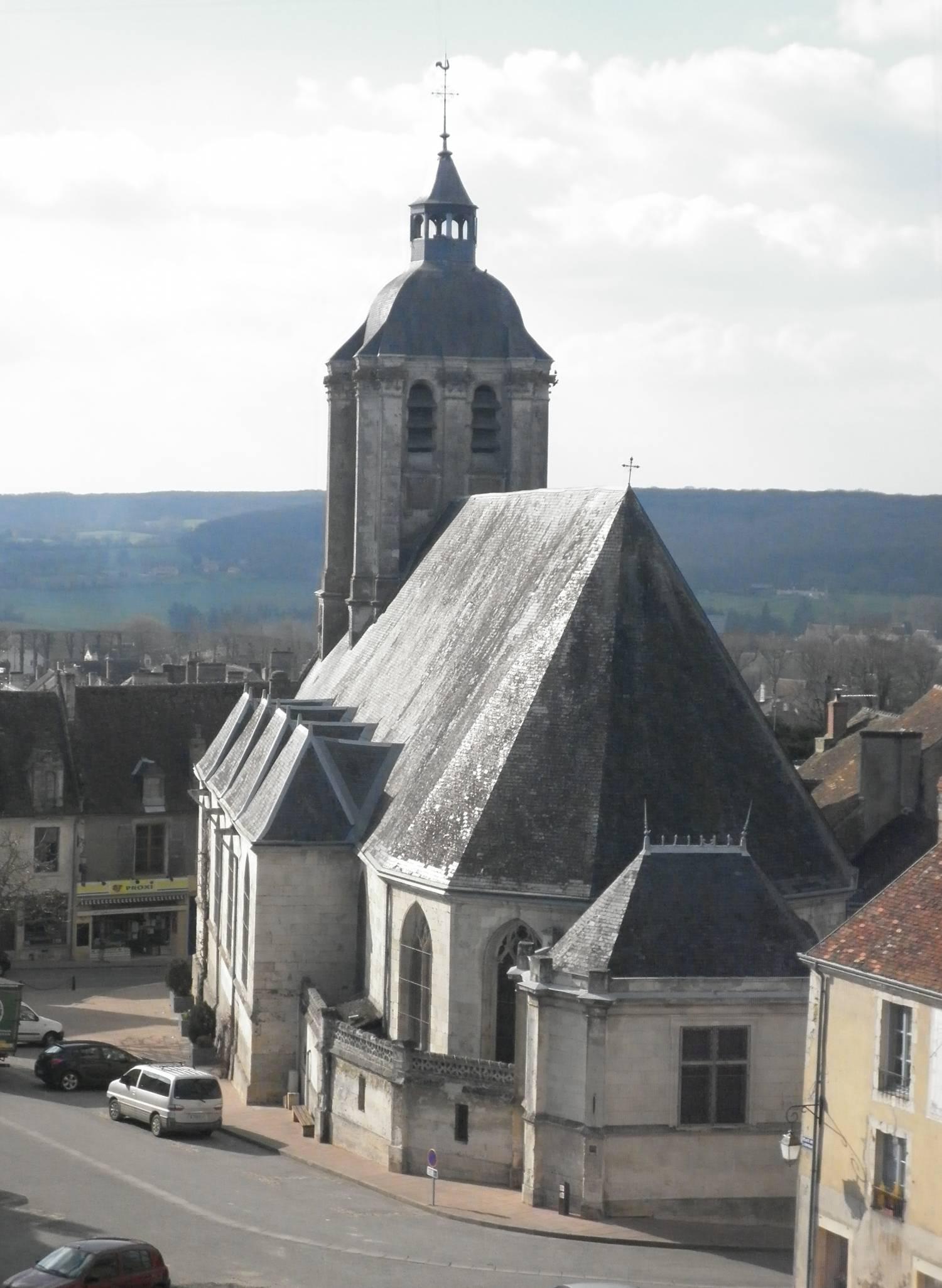 Saint-Guen (22) - église Sainte-Marie-Madeleine - La Sauvegarde de l'Art Français