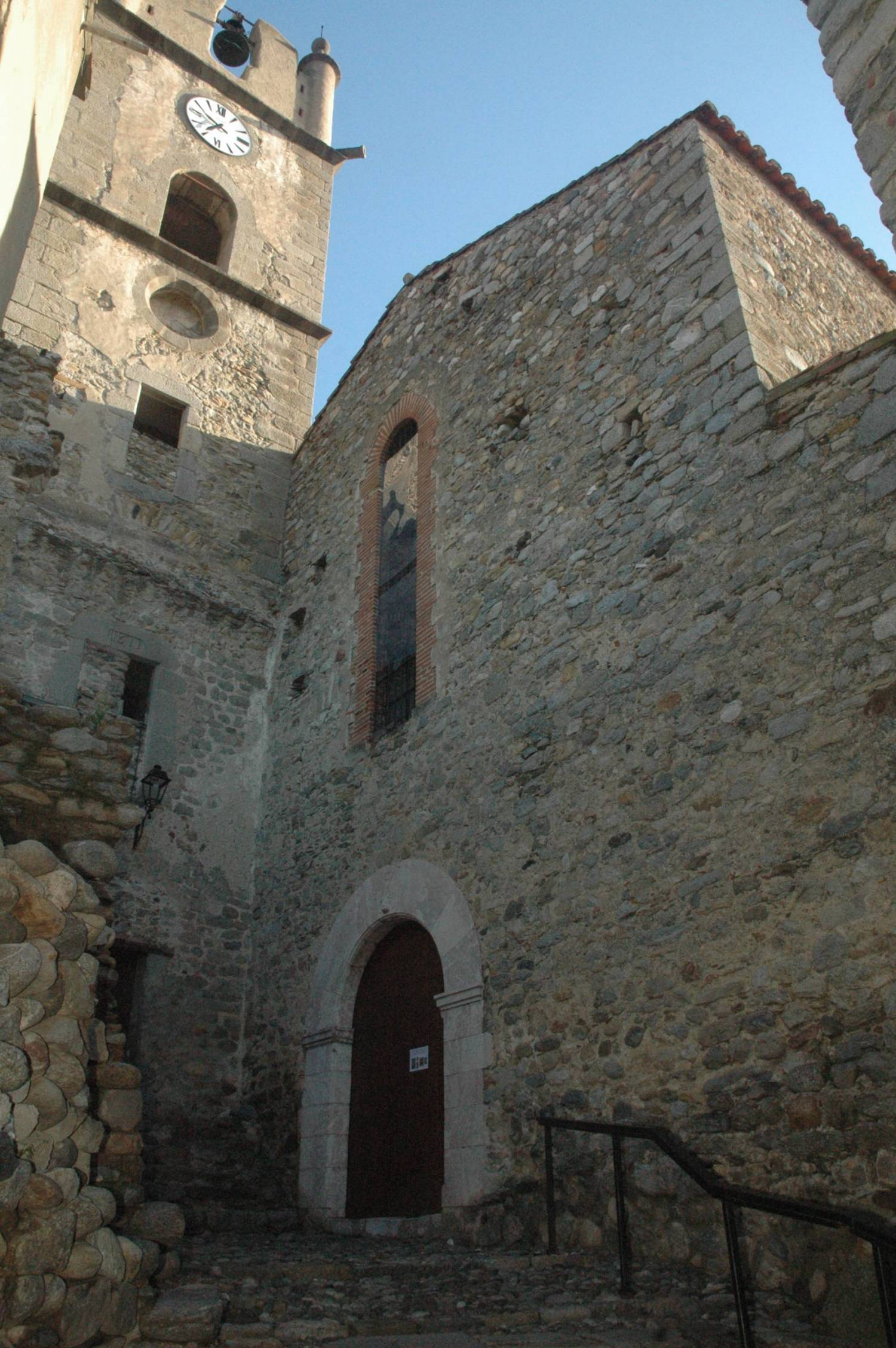 Marquixanes (66) Eglise Sainte-Eulalie-et-Sainte-Julie - Sauvegard de l'Art français