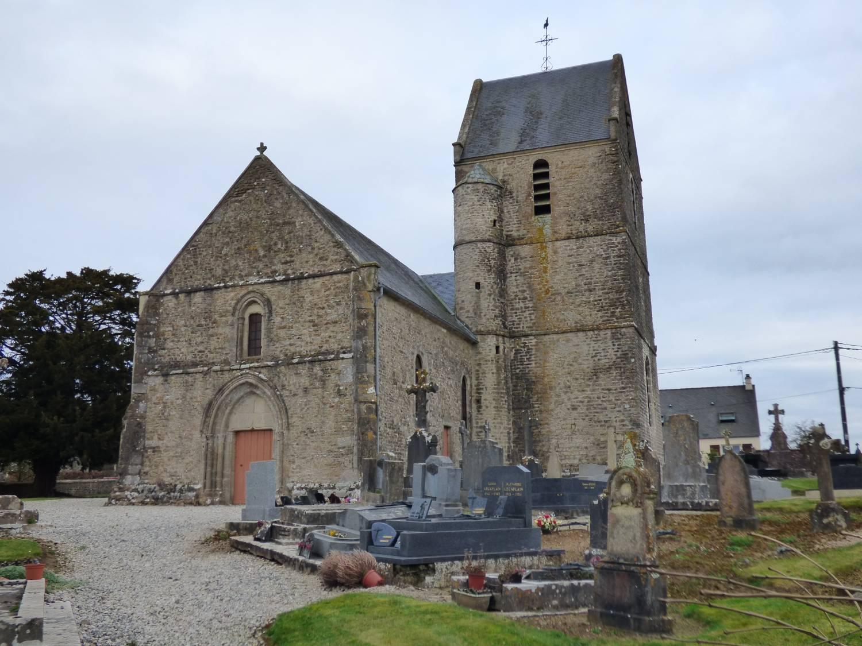 Joganville (50) église Saint-Vigor SAF