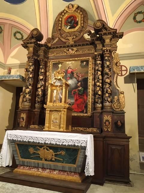 Albiez-Montrond (73) Eglise Saint-Nicolas - Sauvegarde de l'Art Français