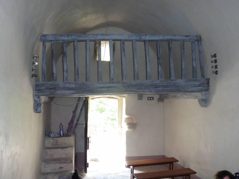 Escaró Aytuà (66) Chapelle Sainte-Christine - Sauvegarde de l'Art Français