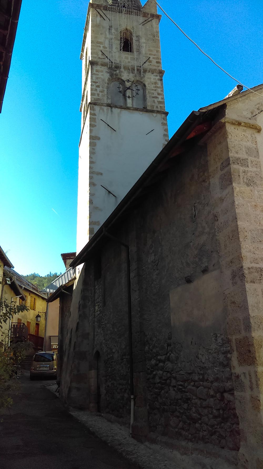 Eglise Saint-Laurent - Crots (05)