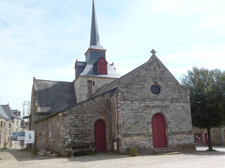 Lizio (56) - église Notre-Dame-du-Lys - la Sauvegarde de l'Art Français