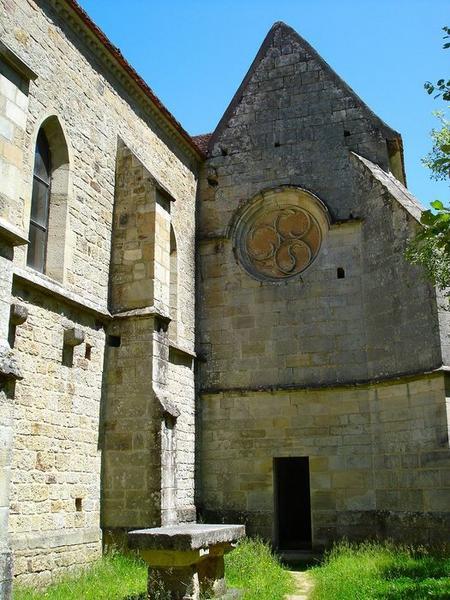 Franck Genestoux - Monastère du Val-Saint-Benoit (71) Epinac