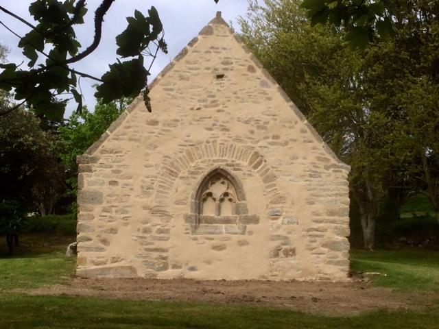 Landunvez - Chapelle Saint Gonvel