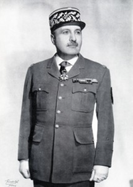 Général de Cossé Brissac