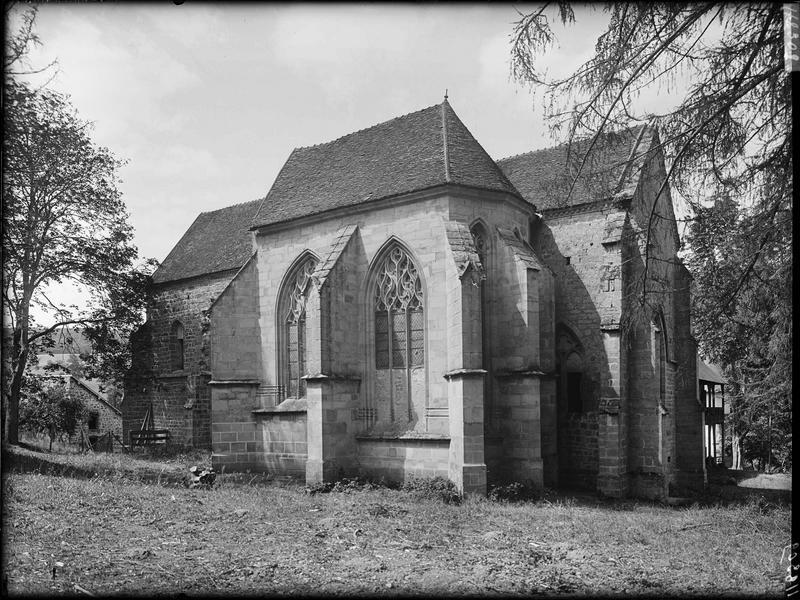 Georges Estèves Monastère du Val-Saint-Benoit (71) Epinac