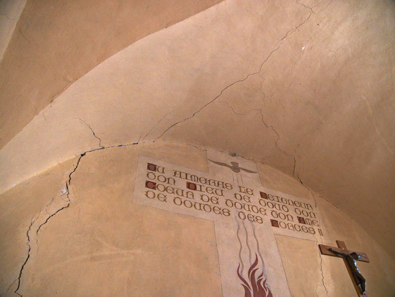 Ruffieu (01) Eglise Saint-Didier - Sauvegarde de l'Art Français