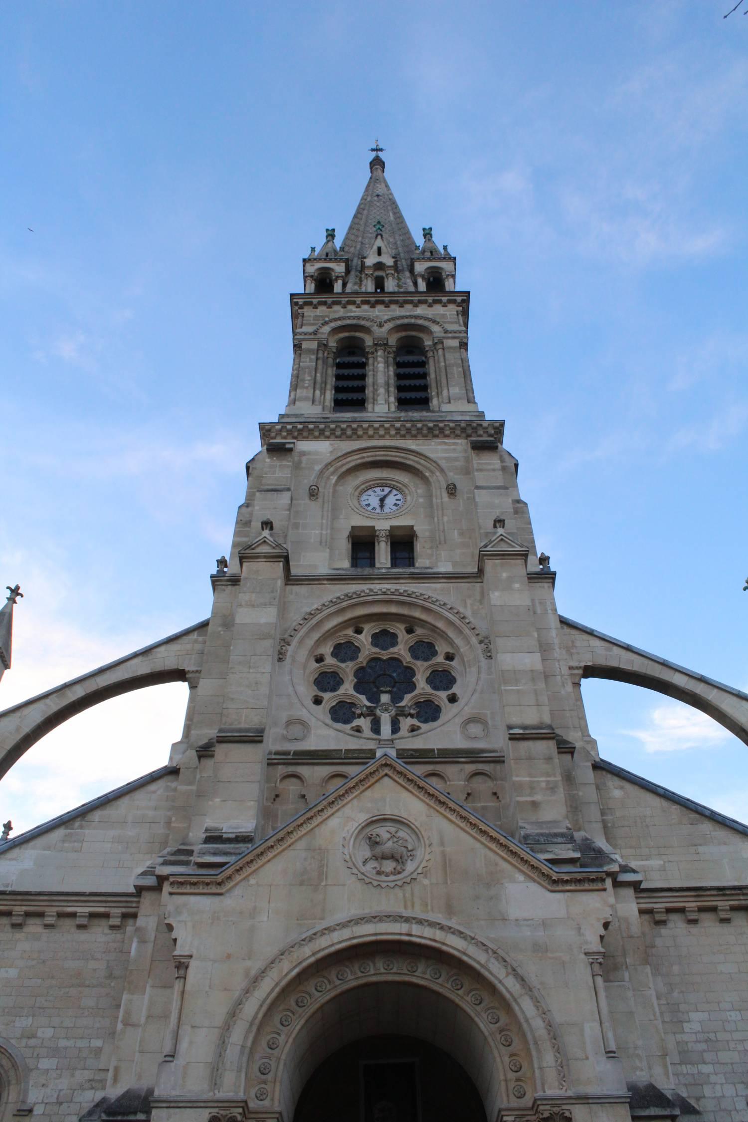 Église Saint-Clodoald de Saint-Cloud