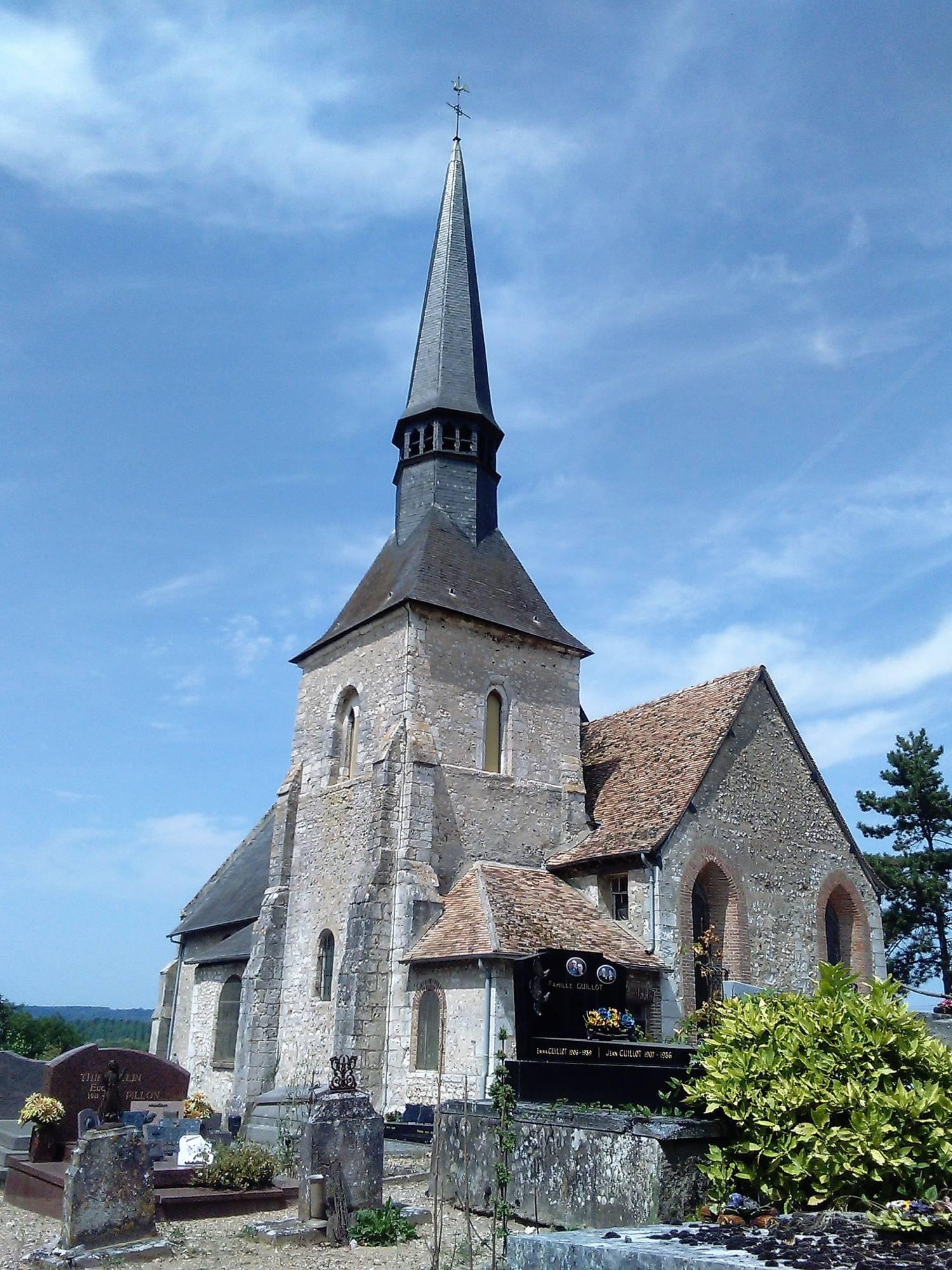 Église Saint-Pierre de Bouafles