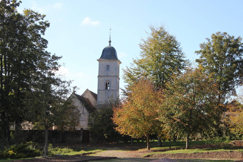 Ri (61) Eglise Notre-Dame-de-la-Visitation - Sauvegarde de l'Art Français