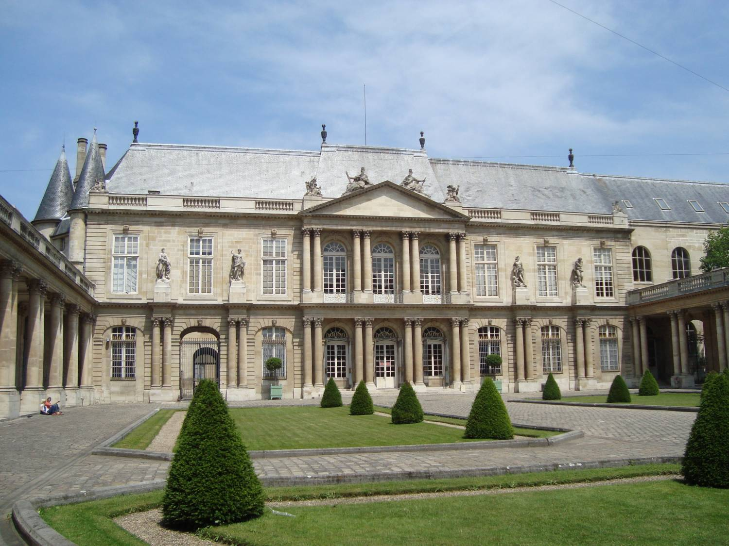 Archives nationales - Cercle des Mécènes