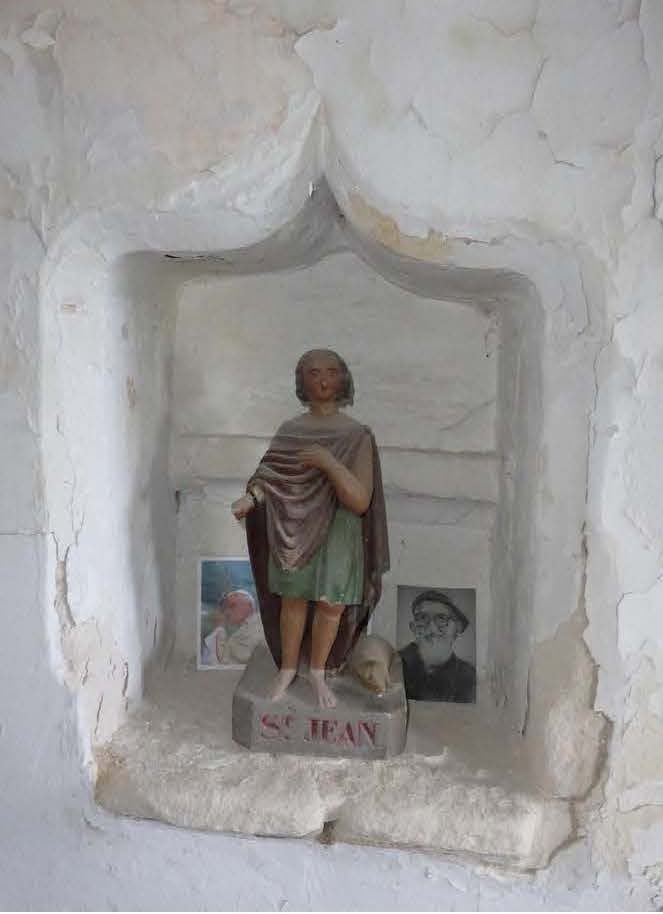 Champougny (55) - chapelle ND des Affligés