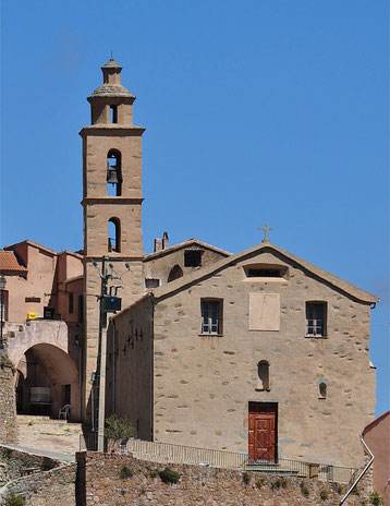 Castifao (2B) - église Saint-Nicolas - La Sauvegarde de l'Art Français
