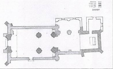 Giverny (27) Eglise Sainte-Radegonde - Sauvegarde de l'Art Français