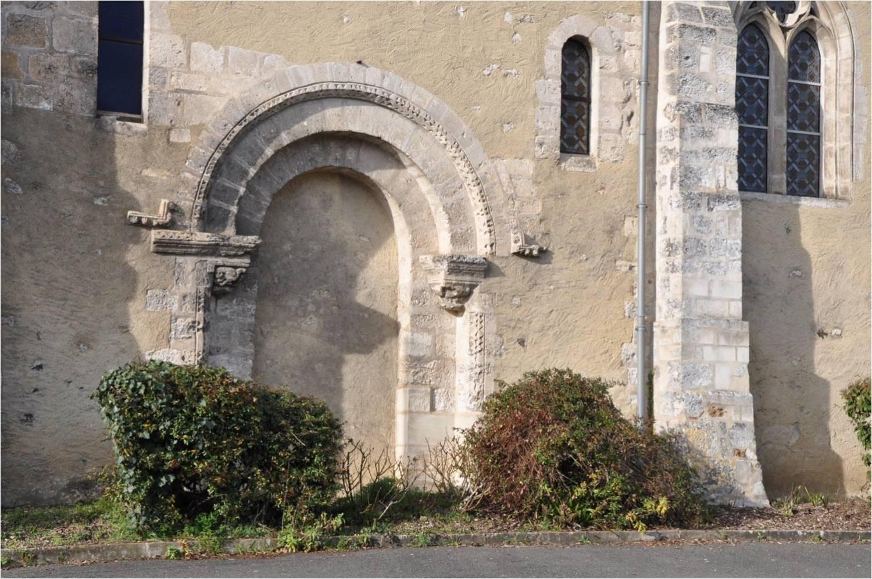 Lisle (41) Eglise Saint-Jacques - Sauvegarde de l'Art Français