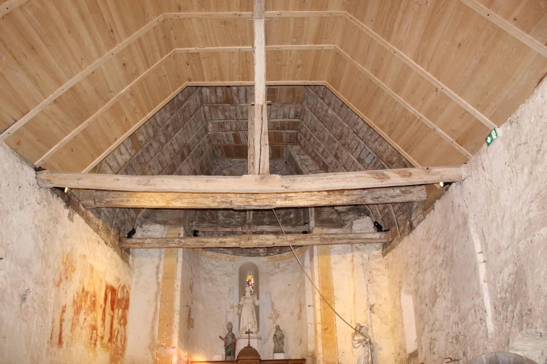 Saint-Georges-de-la-Couée (72) Chapelle Saint-Fraimbault - Sauvegarde de l'Art Français