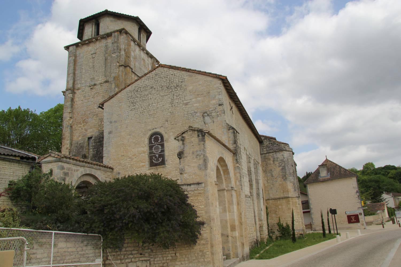 Vouharte - Eglise Notre Dame SAF
