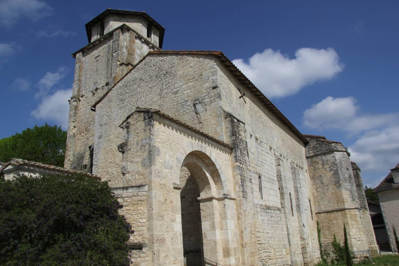 Vouharte (16) Chapelle Notre-Dame - Sauvegarde de l'Art Français