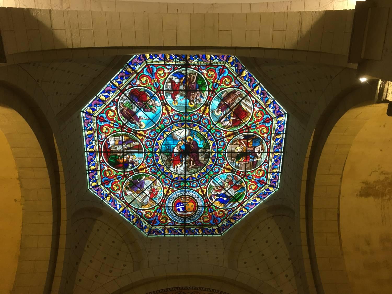 Manses (09) Eglise Saint-Jean-Baptiste