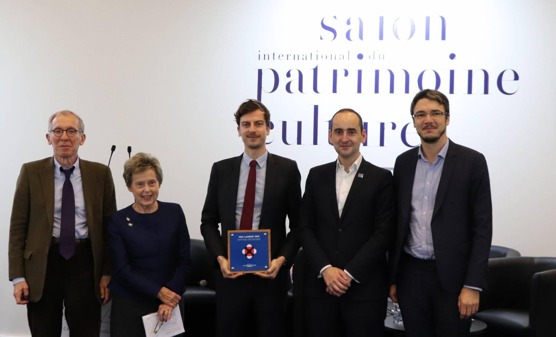 Prix Lambert 2019 - Mathieu Deledicque -Sauvegarde de l'Art Français