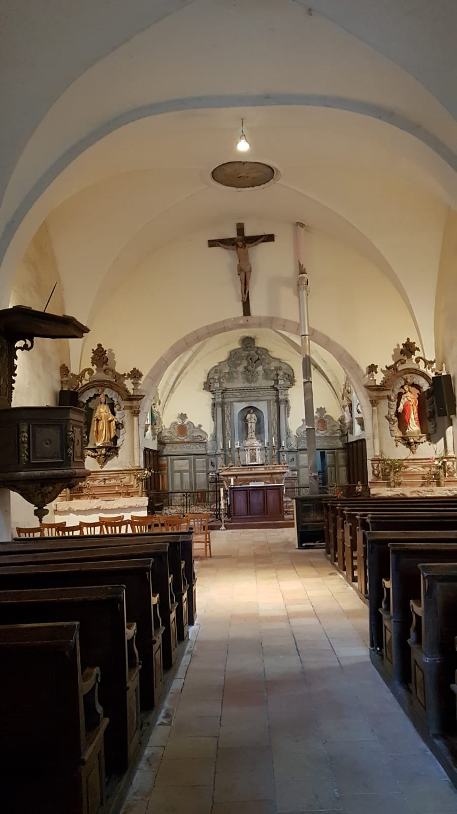 Tichey Eglise Saint Pierre - SAF